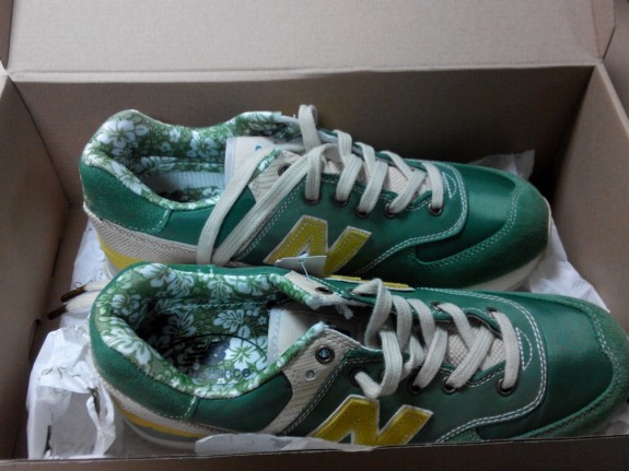 New Balance 574 Green (New Collection!)
