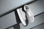 Vans Old Skool Canvas Gray фото 9