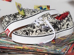 Vans Authentic Marvel (N0A38EMU5I) фото 4