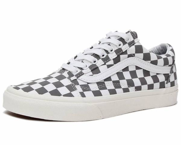 Vans Old Skool Check Grey