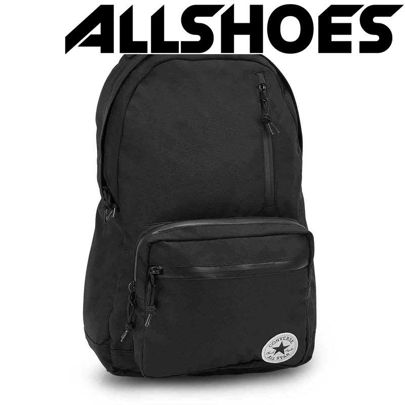 Рюкзак Converse Chuck Taylor All Star Bag Black (10004800-A01)