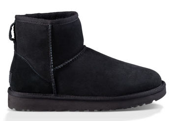 UGG Australia Men Classic Mini Black