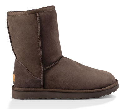 UGG Australia Classic Short Dark Brown