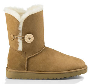 UGG Australia Bailey Button Brown