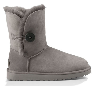 UGG Australia Bailey Button Grey