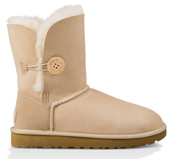 UGG Australia Bailey Button Sand