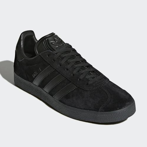 ADIDAS GAZELLE ALL BLACK (CQ2809)