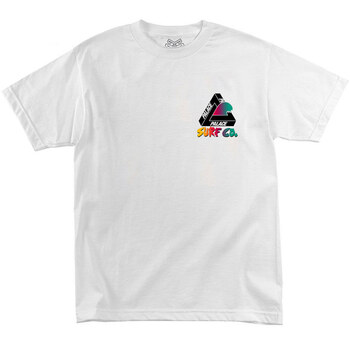Футболка Palace Surf Co Multicolor