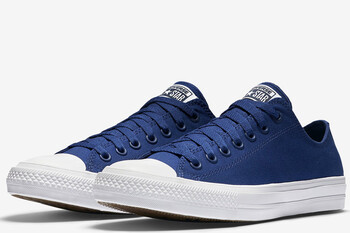 Уцененные Converse Chuck Taylor All Star II Low Sodalite Blue (150152С)