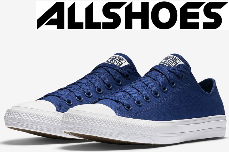 Converse Chuck Taylor All Star II Low Sodalite Blue (150152С)