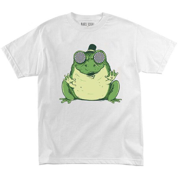 Футболка Hypnotic Frog