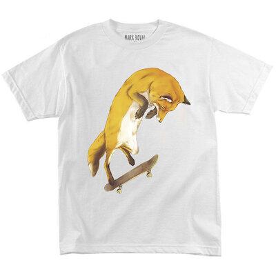 Футболка Fox on Skateboard