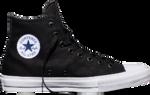 Converse Chuck Taylor All Star II High Black/White/Navy (150143С) фото 3