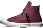 Уцененные Converse Chuck Taylor All Star II High Deep Bordeaux (New Collection!) фото 3