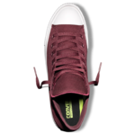 Уцененные Converse Chuck Taylor All Star II High Deep Bordeaux (New Collection!) фото 4
