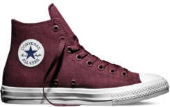 Уцененные Converse Chuck Taylor All Star II High Deep Bordeaux (New Collection!)