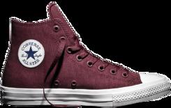 Уцененные Converse Chuck Taylor All Star II High Deep Bordeaux (New Collection!)
