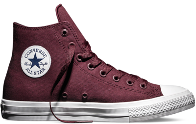 Converse Chuck Taylor All Star II High Deep Bordeaux (New Collection!)