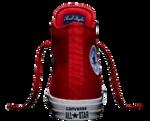 Converse Chuck Taylor All Star II High Salsa Red (150145С) фото 8