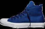Converse Chuck Taylor All Star II High Sodalite Blue (150146С) фото 4