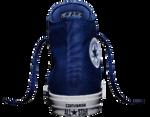 Converse Chuck Taylor All Star II High Sodalite Blue (150146С) фото 8