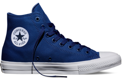 Converse Chuck Taylor All Star II High Sodalite Blue (New Collection!)