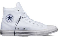Уцененные Converse Chuck Taylor All Star II High White (New Collection!)