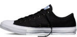 Converse Chuck Taylor All Star II Low Black/White/Navy (150149С) фото 4