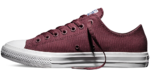 Converse Chuck Taylor All Star II Low Deep Bordeaux (150150С) фото 4