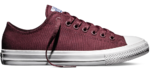 Converse Chuck Taylor All Star II Low Deep Bordeaux (150150С) фото 3