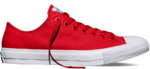 Converse Chuck Taylor All Star II Low Salsa Red (150151С) фото 3