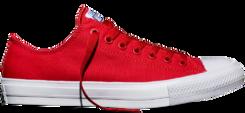 Уцененные Converse Chuck Taylor All Star II Low Salsa Red (150151С)