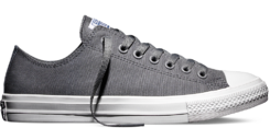Converse Chuck Taylor All Star II Low Thunder (New Collection!)