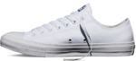 Converse Chuck Taylor All Star II Low White (150154С) фото 4