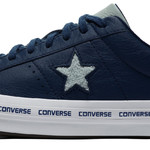 Converse One Star Pinstripe Low Top (159722C) фото 8