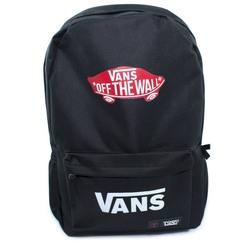 Рюкзак Vans Off The Vall Black Red (Супер Цена!)