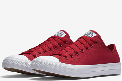 Converse Chuck Taylor All Star II Low Salsa Red (150151С)
