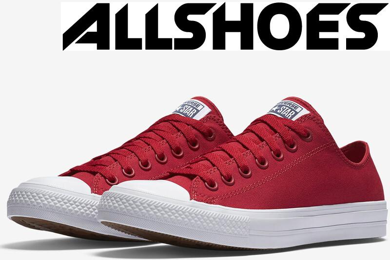 Converse Chuck Taylor All Star II Low Salsa Red (150151С)