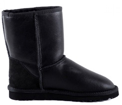 Уцененные UGG Australia Men Classic Short Metallic Black