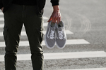 Vans Old Skool Canvas Gray фото 3
