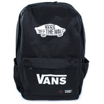 Рюкзак Vans Off The Wall Black White фото 2