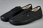 Vans Authentic All Black фото 3