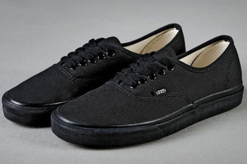 Уцененные Vans Authentic All Black