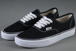 Vans Authentic Black фото 3