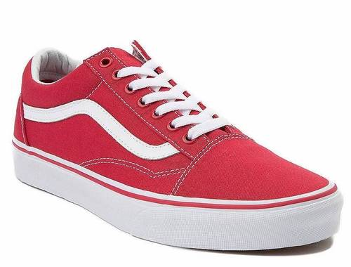Vans Old Skool Red