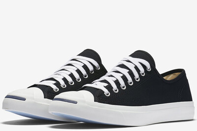 Converse Jack Purcell Classic Black