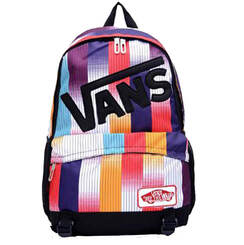 Рюкзак Vans Off The Wall Abstraction Color Lines