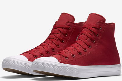 Converse Chuck Taylor All Star II High Salsa Red (150145С)