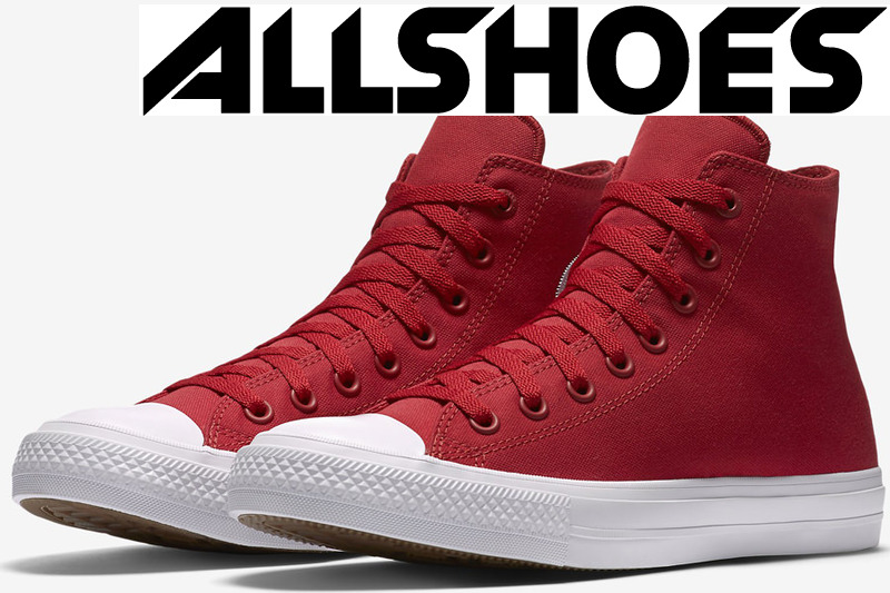 Converse Chuck Taylor All Star II High Salsa Red (150145С)