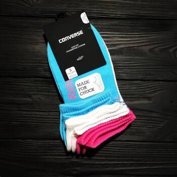 Носочки женские 3PP Converse Basic Women Low Cut (E220N-3009-12)